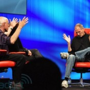 Conference D8 - interview de Steve Jobs