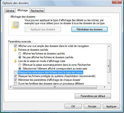 comment modifier l'extension d'un fichier m4a en m4r