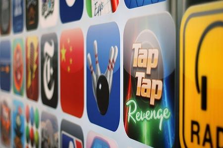 Appstore apple présente le top 10 des applications payantes et