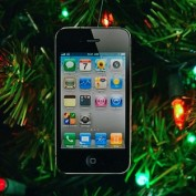 iPhone sapin