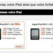 ipad orange prix noel