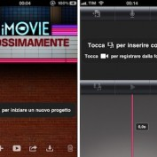 iMovie 1.2 sur iphone 4