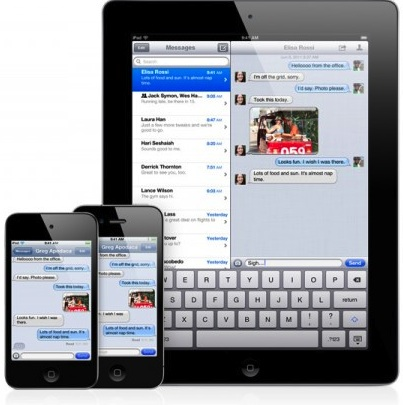 comment fonctionne imessage