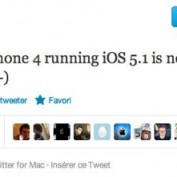 Pod2G Jailbreak untethered iOS 5.1 iPhone 4