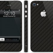 iPhone carbone