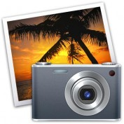 Logo iPhoto Mac