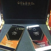iphone5 or 24 carats