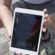 iPad mini crash test