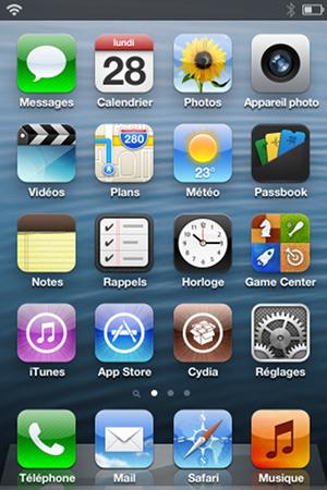 [Màj] Cydia : La liste des tweaks compatibles avec iOS 6.1