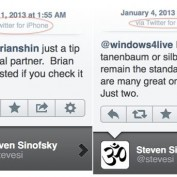Steven Sinofsky Twitter for iPhone