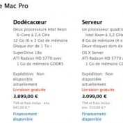 Apple retir Mac Pro Europe