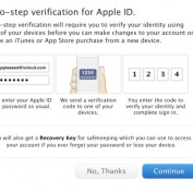 Apple ID Double Verification