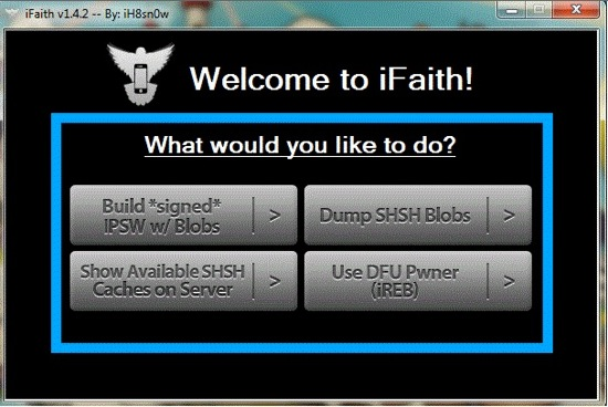 iFaith iH8sn0w SHSH