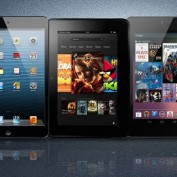 iPad mini Kindle Fire HD Nexus 7