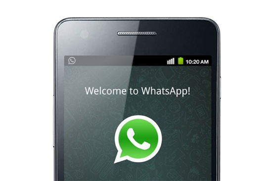 Google voudrait racheter l'application WhatsApp pour 1 milliard de dollars