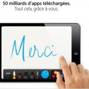 50 Milliards Apps telechargees App Store