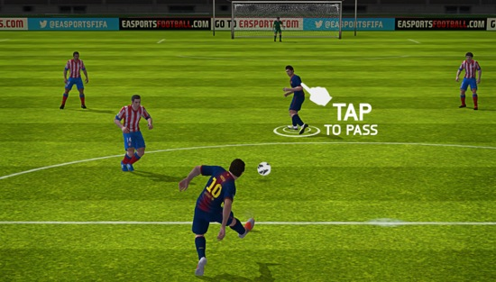 FIFA 14 iOS 2