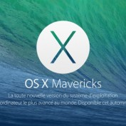 Logo OS X Mavericks FR