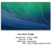 OS X Mavericks Resolution iMac 27 pouces Retina