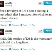 Pod2G Switch Android iOS 7 Twitter
