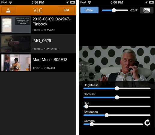 VLC 2.0 iOS
