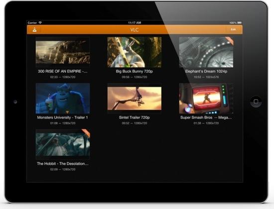 VLC iPad 2.0