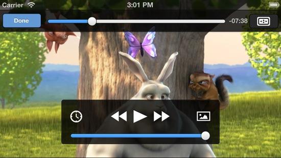 VLC iPhone 2.0