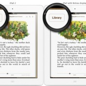 iPad 2 vs iPad Retina