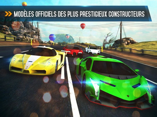 asphalt 8 airborne d barque toute vitesse sur l app. Black Bedroom Furniture Sets. Home Design Ideas