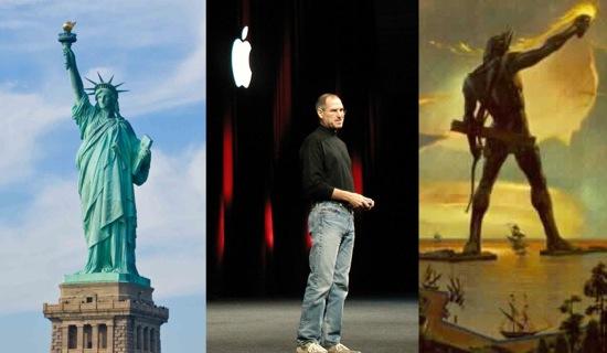 Projet Statue Steve Jobs