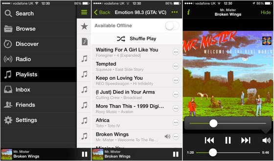spotify gratuit iphone premium