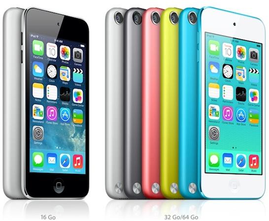apple ne compte pas enterrer l ipod de sit t. Black Bedroom Furniture Sets. Home Design Ideas