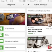 Google lance l'application Helpouts sur iPhone, son service d'entraide entre utilisateurs