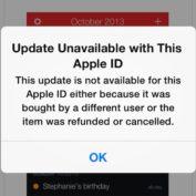 Apple Empeche Telechargement App Remboursee