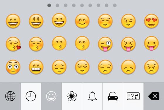 comment avoir des nouveaux emojis
