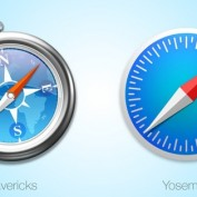Mavericks vs Yosemite Safari