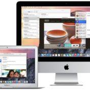 OS X Yosemite MacBook Air iMac