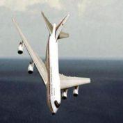 Avion en chute