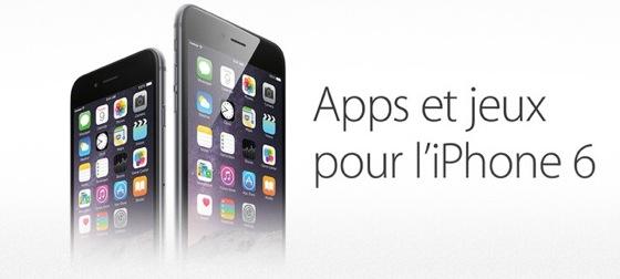 App Store Apps Jeux iPhone 6
