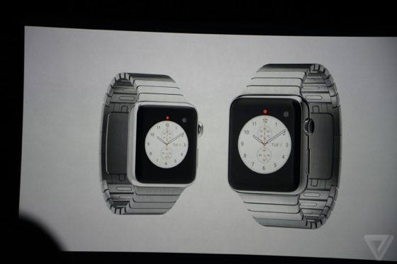 Apple watch apple d voile sa montre connect e for Se geolocaliser