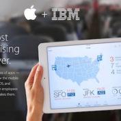 Apple IBM Application Entreprise