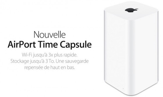 concours sp cial no l la borne airport time capsule apple 2 to gagner. Black Bedroom Furniture Sets. Home Design Ideas